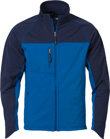 Fristads Acode Men's Fleece Jacket 1475 MIC (Blue)